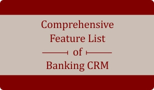 Booklet on 80 Plus Features of Banking CRM