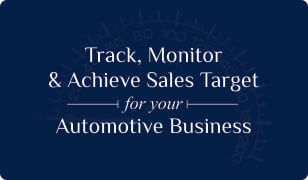 Download Booklet On Automotive CRM For Sales Target Management