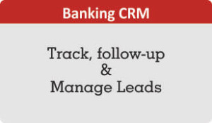 Booklet on Banking CRM for Lead management