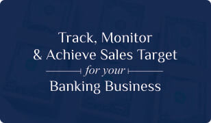 Booklet on Banking CRM for Sales Target Management