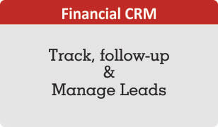 Booklet on Finance CRM For Lead Management