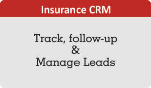 Booklet on Insurance CRM for Lead Management