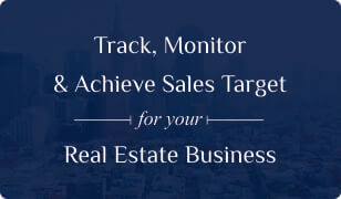 Booklet on Real Estate CRM for Sales Target Management