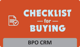 Checklist for Buying BPO CRM