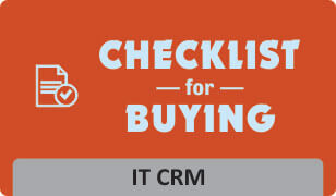 Download Checklist for Buying Information Technology CRM Software