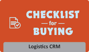 Checklist for Buying Logistics CRM software