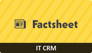Factsheet on CRM for IT Business