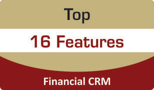 Finance Industry CRM Top 16 Features