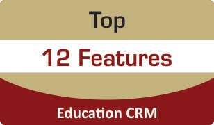 Top Features of Education CRM Software