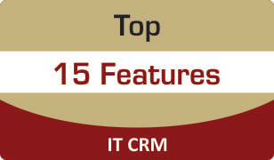 Top Features of Information technology CRM Software