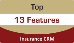 Top Features Insurance CRM software