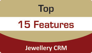Booklet on Top Features of CRM Software Jewellery business