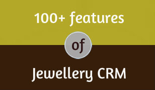 100+ Features of Jewellery CRM