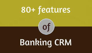 80+ Features of Banking CRM