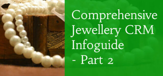Comprehensive jewellery CRM Infoguide Part 2