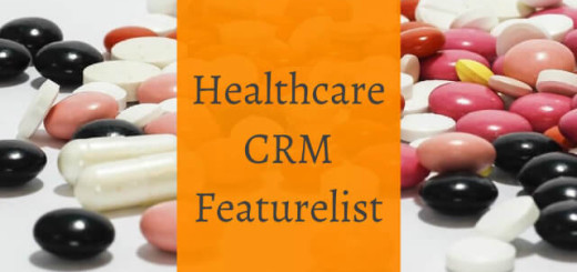 Healthcare Crm Featurelist
