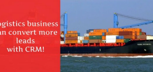Logistics Businesses can convert ore leads with CRM