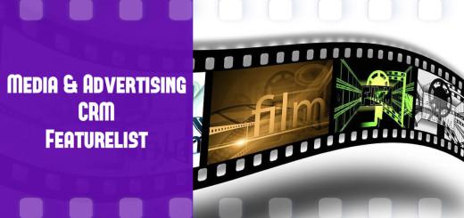 Media & Advertising CRM Featurelist