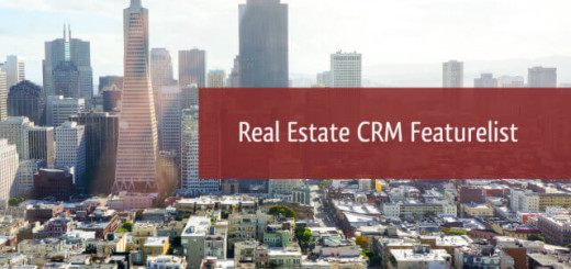 Real Estate Crm Featurelist