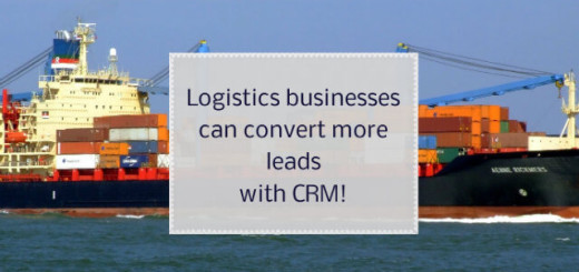 Logistics Businesses Can Convert More Leads With CRM