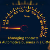 Managing Contacts For Automotive Business With CRM