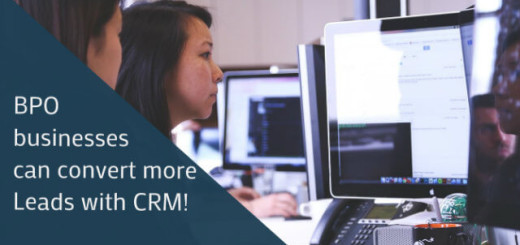 BPO businesses can convert more leads with CRM