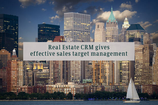 Manage Sales Teams Effectively For Real Estate Business With CRM