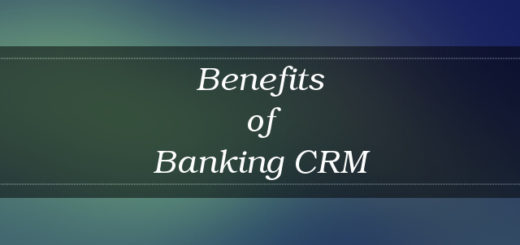 Banking CRM benefits