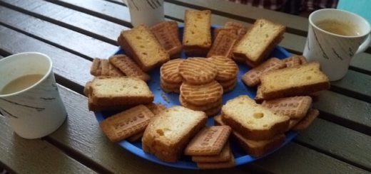 Biscuit love! Chai