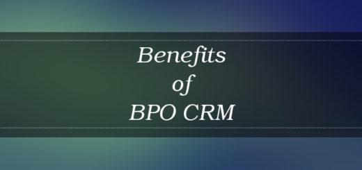 BPO CRM benefits