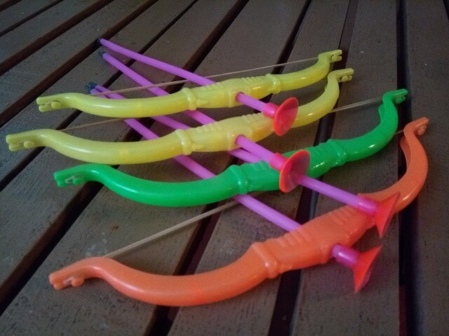 shots for fun with bows n arrows feature