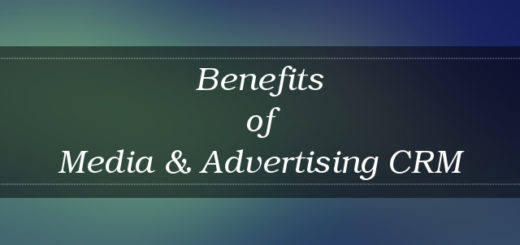 Media & Advertising CRM benefits 2017
