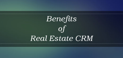 Real Estate CRM benefits 2017