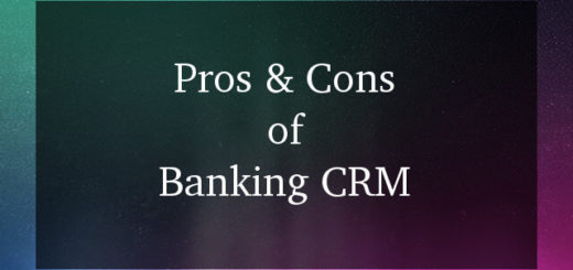 Banking CRM software pros and cons