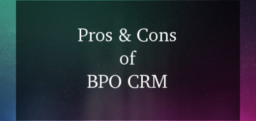 BPO CRM software pros and cons
