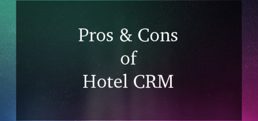 Hotel CRM Software Pros and Cons 2017
