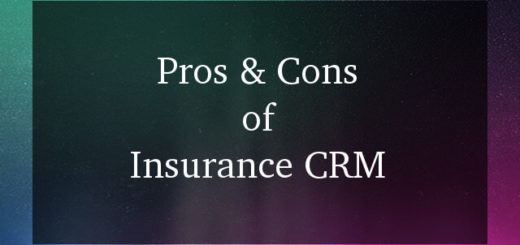 Insurance CRM Software Pros and Cons 2017