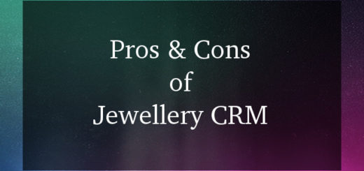 Jewellery CRM software pros & cons