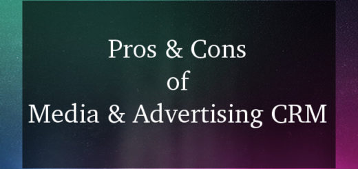Media and Advertising CRM Software Pros and Cons 2017