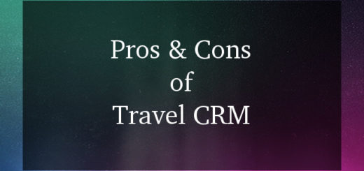 Travel CRM Software Pros and Cons 2017